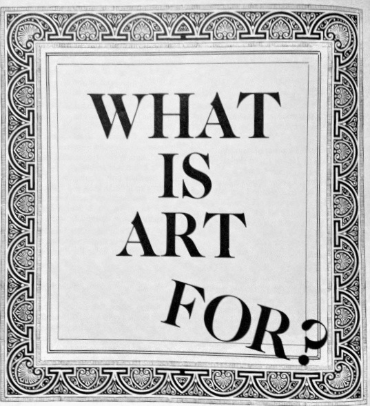 what is art essay free An essay on interdisciplinary themes of space, art and gender it will demonstrate how human geography engages with visual art, and how the published: thu, 14 jun 2018.