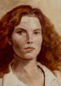 oil on canvas 18x24 by Nancy Wait 1983