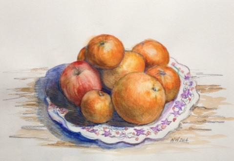 Eni's Oranges