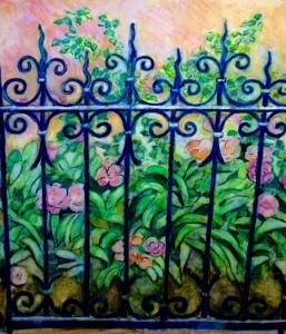 Watercolor by N Wait
